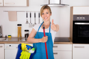 How to organize so your new home is always clean