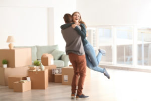 What are the benefits of moving into a new home