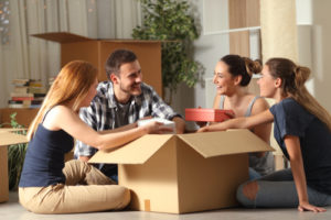 What should I know when moving for the first time
