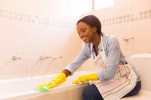 What is the best bathroom disinfectant?